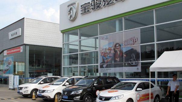 مبيعات السيارات في الصين ترتفع 4.8% على أساس سنوي في يونيو