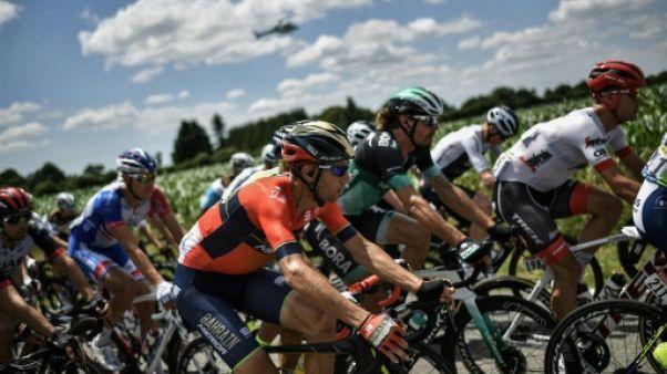Tour de France: un double mur en Bretagne jeudi