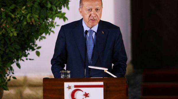 إردوغان: الجيش التركي قد يخضع لسلطة وزارة الدفاع