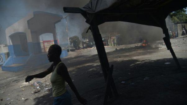 Subventions ou anarchie: le casse-tête du budget d'Haïti