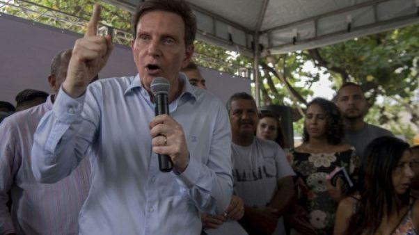 Brésil: le maire de Rio menacé de destitution