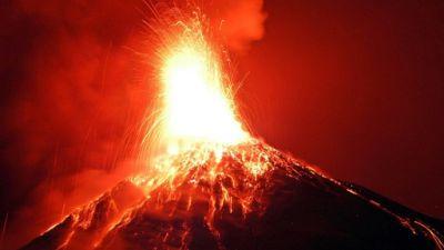 Guatemala: le Volcan de feu sous haute surveillance