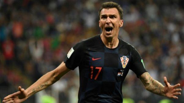 Mondial-2018: la Croatie héroïque s'offre une première finale