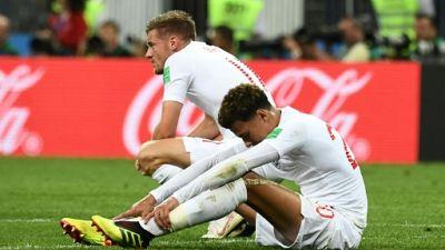 Angleterre: un parcours porteur d'espoirs
