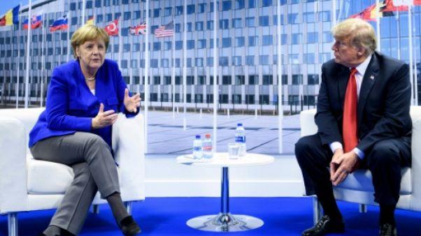 Otan: après le choc Trump, l'Afghanistan et l'Ukraine au menu