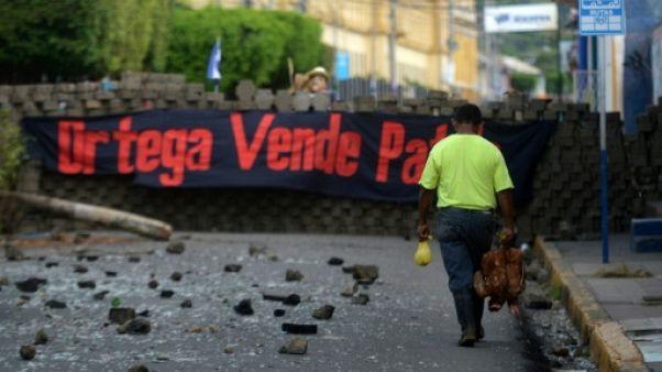 Nicaragua: nouveau bras de fer Ortega-opposition, grève générale annoncée