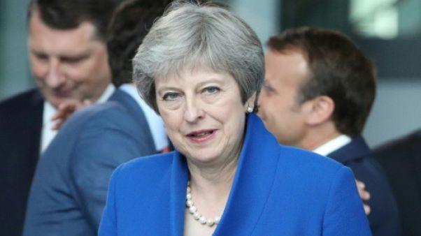 La future relation proposée par Londres à l'UE déplaît aux eurosceptiques et à la City