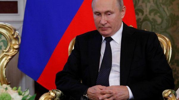 وكالة: بوتين يلتقي مستشار الزعيم الأعلى الإيراني في موسكو