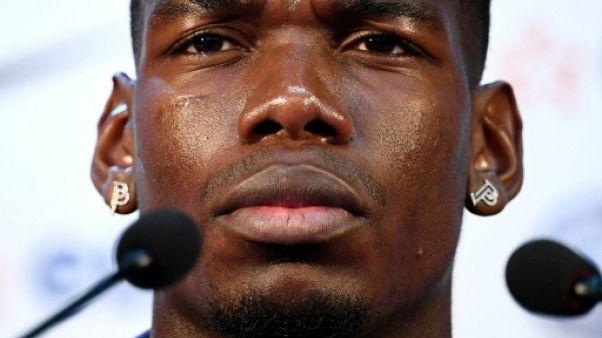 """Pogba: """"L'étoile est sur le maillot mais je ne l'ai pas gagnée"""""""