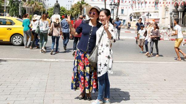 عائدات السياحة التونسية تقفز 40% في النصف/1 مع عودة قوية للأوروبيين