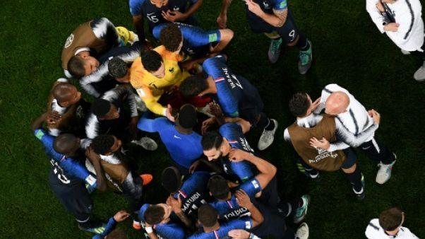 Mondial: une victoire des Bleus coûterait cher à leur sponsor chinois