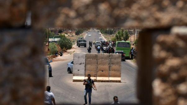 """L'EI défait d'ici à """"quelques semaines"""" dans l'est de la Syrie, selon un général français"""