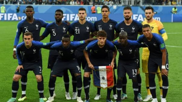 France: six titulaires absents de l'entraînement collectif