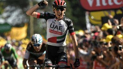 Tour de France: Dan Martin vainqueur de la 6e étape en haut du mur