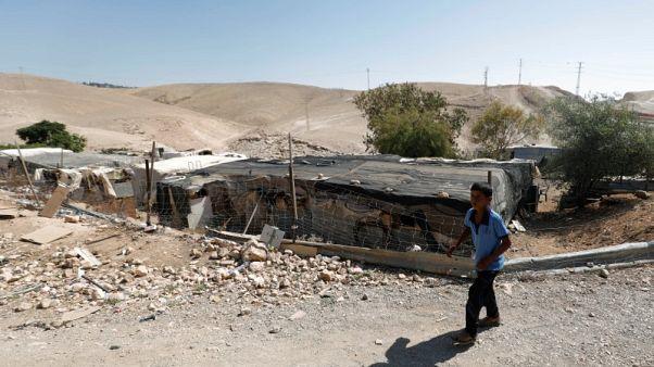 محكمة إسرائيلية تؤجل قرارا بشأن هدم قرية في الضفة الغربية