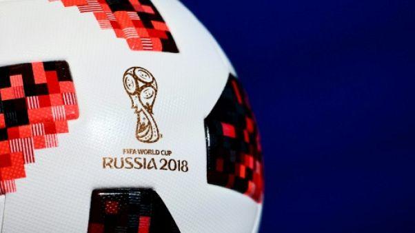 Mondial-2018: aucun cas de dopage en Russie, annonce la Fifa