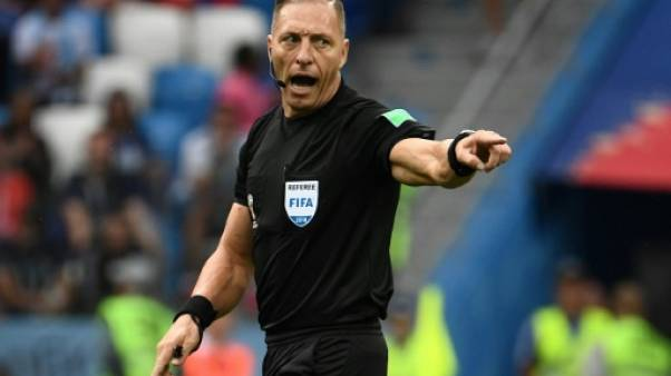 Mondial-2018: l'Argentin Nestor Pitana arbitre de la finale France-Croatie (Fifa)