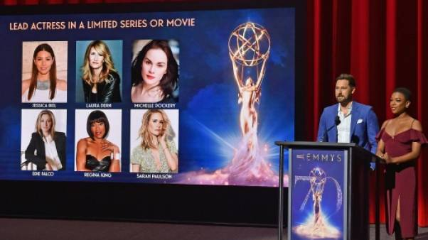 "70e Emmy Awards: ""Game of Thrones"" et Netflix en tête des nominations"