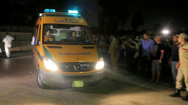 إصابة 12 في انفجار بمصنع للكيماويات خارج مطار القاهرة