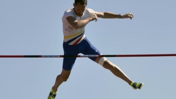 Athlétisme: 100 m royal à Rabat entre Américains et Lavillenie en prime
