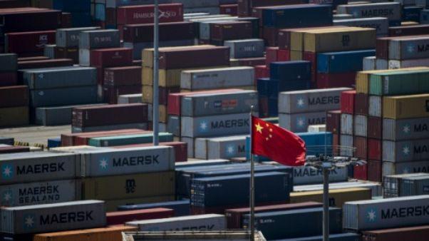 La Chine jette un excédent commercial record à la face de Trump