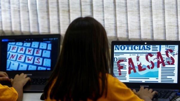 Au Brésil, la croisade contre les fausses informations commence à l'école