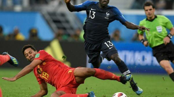 Mondial-2018: Kanté, Ballon d'Or de l'unanimité