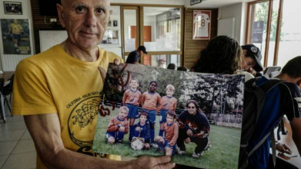 Sur les traces de Samuel Umtiti, du Ménival FC à la finale du Mondial