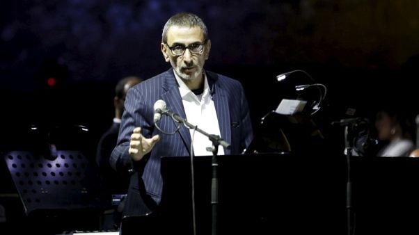 زياد الرحباني في افتتاح مهرجانات بيت الدين في لبنان