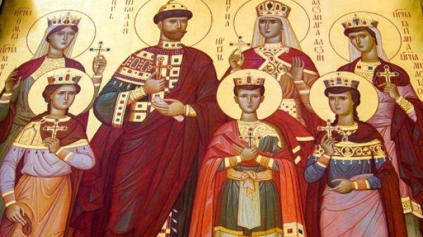 En Russie, les restes du dernier tsar divisent 100 ans après