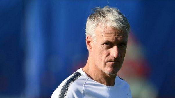 France: les finales de l'entraîneur Deschamps