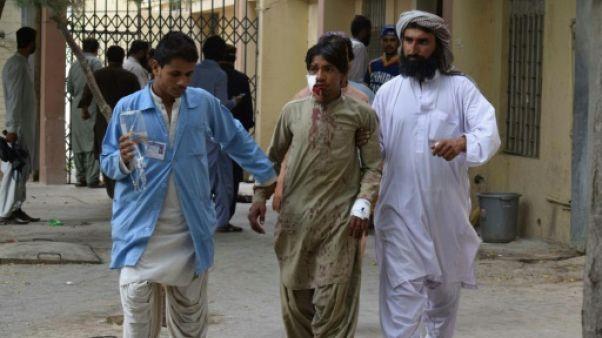 Attentat suicide au Pakistan : nouveau bilan de 85 morts