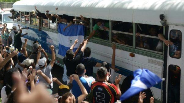 Nicaragua : deux jeunes tués dans une attaque des forces progouvernementales contre une église
