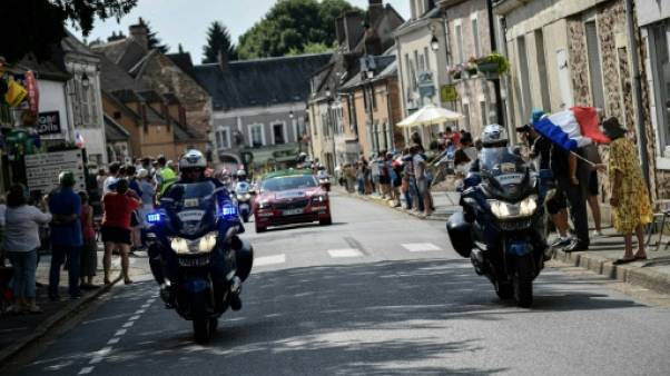 Tour de France: une 22e Grande Boucle à 55 ans pour le major Philippe Soum