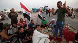 اضطرابات العراق تمتد إلى النجف احتجاجا على الفساد وضعف الخدمات