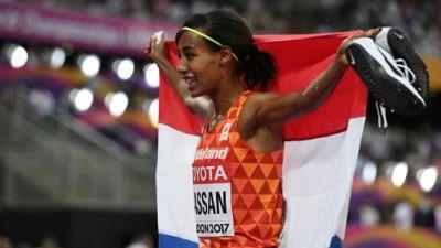 Ligue de Diamant: record d'Europe du 5000 m pour la Néerlandaise Hassan