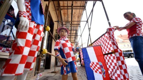 Mondial-2018: la Croatie s'y voit déjà