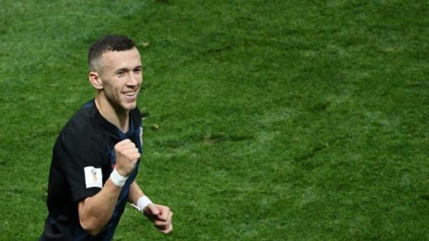 Mondial-2018: sur les traces de... Ivan Perisic, le Croate du FC Sochaux