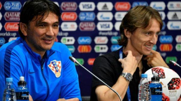"""Modric sur le Ballon d'Or: """"le succès de la Croatie, pas les distinctions individuelles"""""""