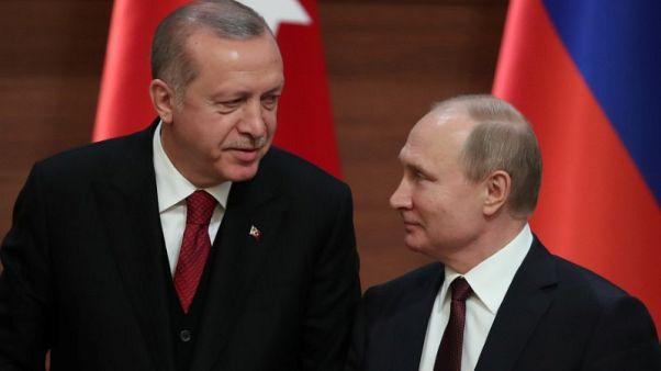 مصدر: إردوغان يقول استهداف الحكومة السورية لإدلب سيقوض اتفاق آستانة