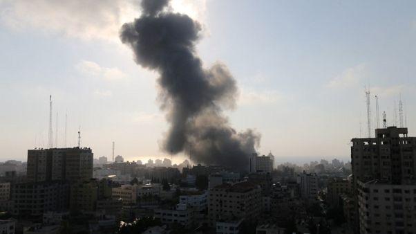 اتفاق إسرائيل والفصائل المسلحة في غزة على وقف القصف المتبادل