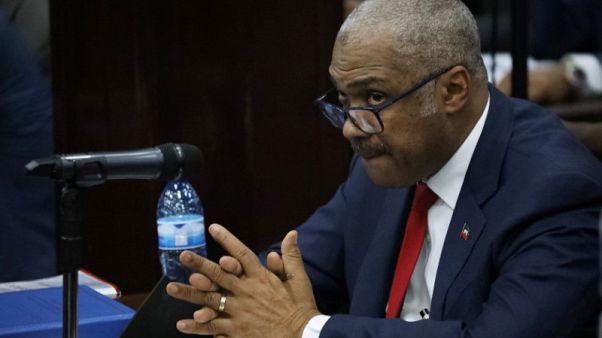 استقالة رئيس وزراء هايتي بعد احتجاجات عنيفة على رفع أسعار الوقود