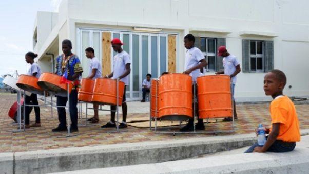 A Barbuda, la Chine à la rescousse des sinistrés de l'ouragan Irma