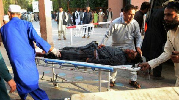 Afghanistan: nombre record de civils tués au premier semestre, selon l'ONU
