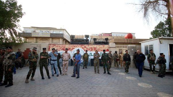 احتجاجات في جنوب العراق لسابع يوم على التوالي وسقوط مصابين في البصرة