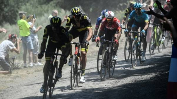 Tour de France: 169 coureurs à l'assaut de l'enfer des pavés