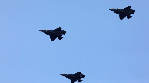 حصري-مصادر: سعر الطائرة إف-35 ينخفض 6% لما دون 90 مليون دولار
