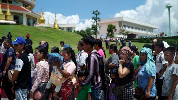 """حادث فتية الكهف يسلط الضوء على محنة """"البدون"""" في تايلاند"""