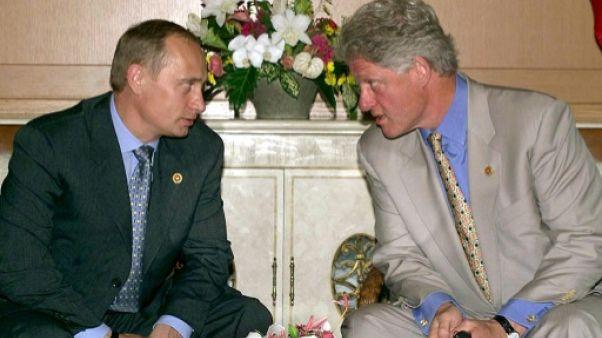 Poutine et les présidents américains, une histoire de rendez-vous manqués