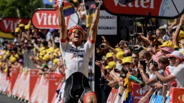Tour de France: Degenkolb roi des pavés